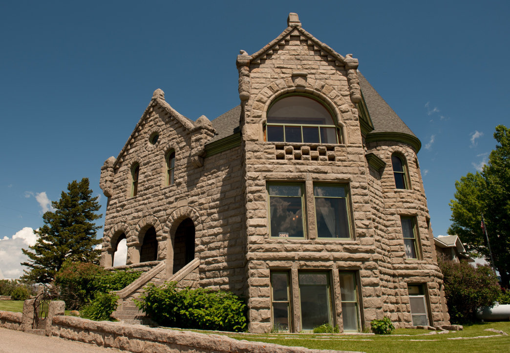 20180215-Montana-White Sulphur Springs-Castle museum
