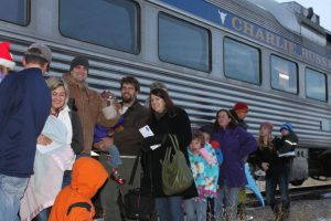North Pole Adventure – By Train