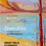 The Great Falls Symphony presents Gloria - Season Finale Thumbnail