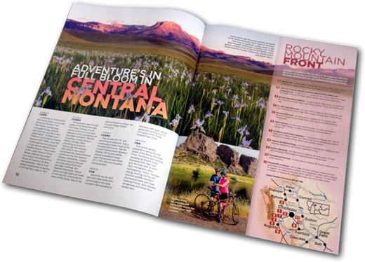 Central Montana Travel Planner