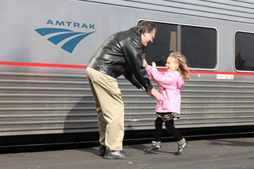 Getting to Central Montana on the Amtrak Empire Builder