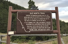 Historic Old North Trail