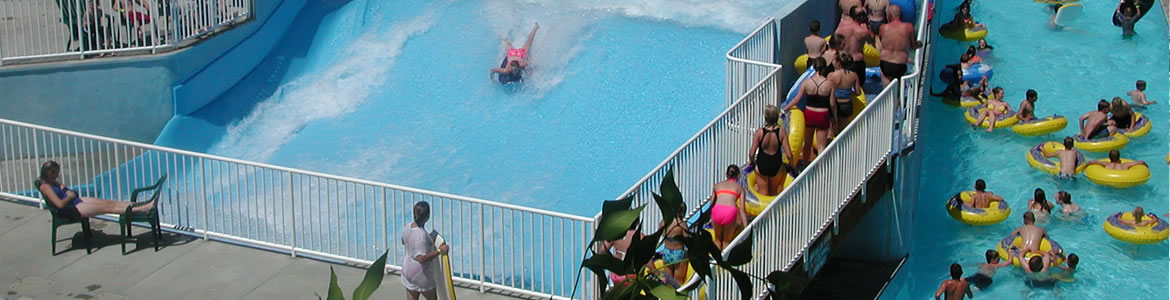 Water Parks in Central Montana