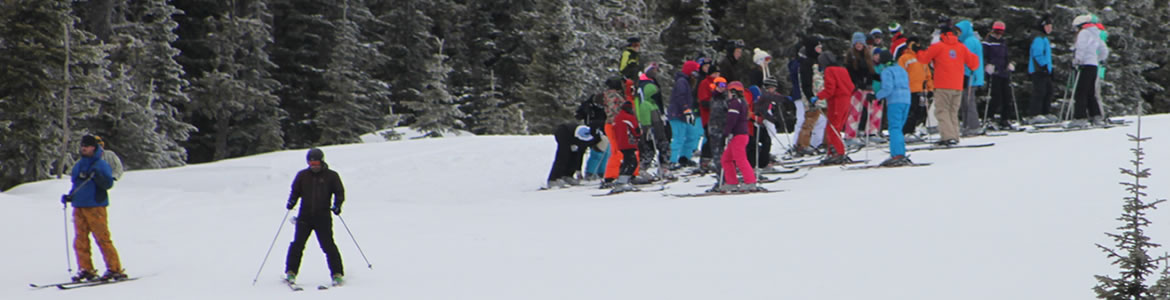 Winter Activities in Central Montana