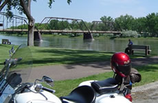 Lewis and Clark Motorcycle Ride