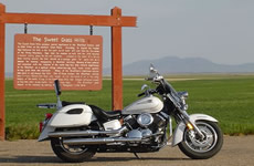 Plains and Peaks Motorcycle Ride