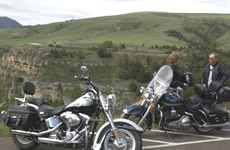 Scenic Byway Motorcycle Ride