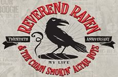 Reverend Raven and the Chain Smokin' Altar Boys
