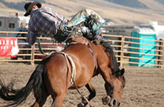 White Sulphur Springs Labor Day PRCA Rodeo