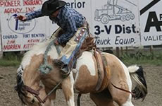 Whoop Up Trail Days NRA Rodeo