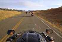 Motorcycle Riding in Central Montana